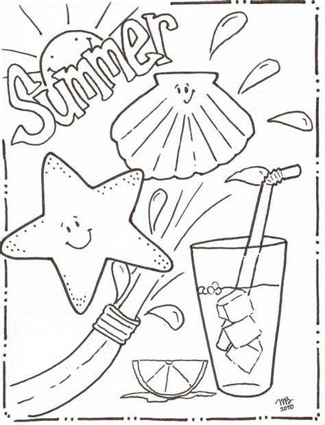 Weird Summer Color By Number Printables Page 0 Free Printable Coloring Pages #872