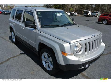 silver jeep patriot 2007 2014 bright silver metallic jeep patriot limited 79158101