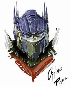 Optimus Prime by CoolBlueX on DeviantArt