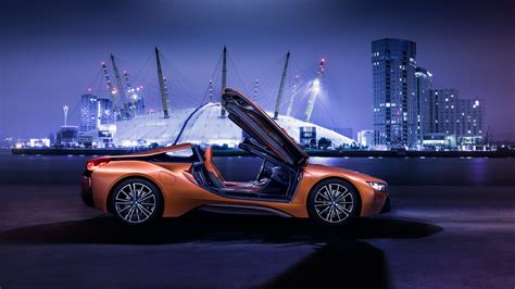 Bmw I8 Roadster 4k Wallpapers by Bmw I8 Roadster 2018 4k Wallpapers Hd Wallpapers Id 25407