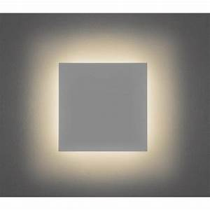 Astro Lighting Eclipse Ceramic Square 300 Single Light LED