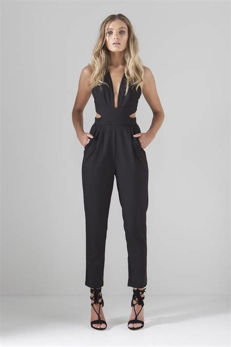 TAKE A BOW JUMPSUIT - Mossman | prom | Pinterest | Prom Formal and Clothes