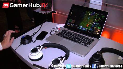 Plantronics Previews RIG Gaming Headset - Gamerhub.tv ...