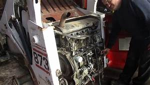 Bobcat 873 Engine