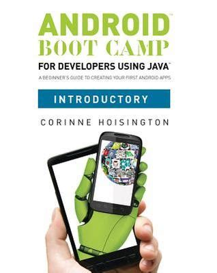 android boot camp  developers  java introductory