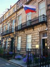Russian embassy in edinburgh russian