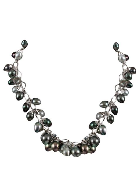 Tamara Comolli Collier Grapes Tahitian Necklace In White. Video Watches. Wolf Wedding Rings. Grey Watches. Black Onyx Necklace. Rose Gold Male Wedding Band. Mens Gold Jewellery. Yoga Necklace. Groom Bands