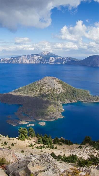 Lake Crater 4k Usa Nature Mountain Wallpapers
