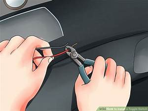 How To Install A Toggle Switch  14 Steps  With Pictures