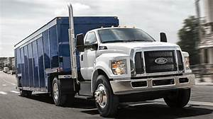 Ford F 750 Trucks Are On Track For Record Sales