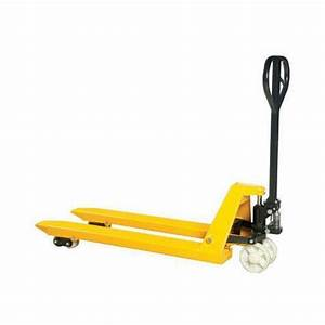 Manual Hydraulic Hand Pallet Truck At Rs 12000  Piece