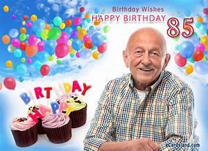 85th Birthday Wishes - choose eCard from Birthday eCards