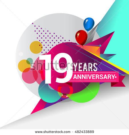 19th Birthday Stock Photos, Royaltyfree Images & Vectors