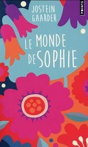 Le monde de Sophie Livraddict