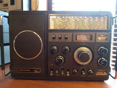 Grundig Satellit 1400 Sl Professional Shortwave Vintage