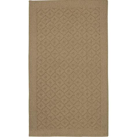 kitchen rugs walmart garland rug town square 2pc kitchen rug slice and mat 18