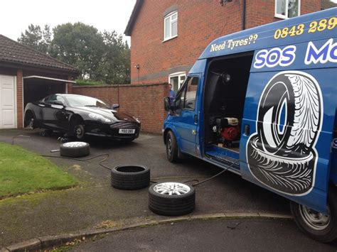 Details For Sos Mobile Tyres In Box 5348 Office 6 Slington