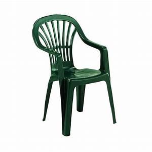 Chaise De Jardin Verte : chaise de jardin zena vert 472686 progarden home ~ Teatrodelosmanantiales.com Idées de Décoration