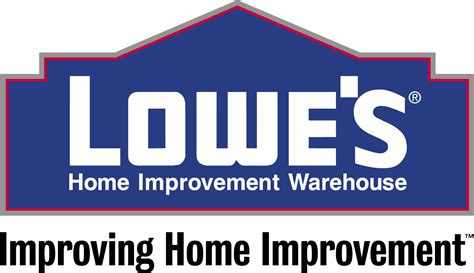 Lowe's Home Improvement Warehouse Logo