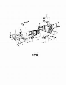 Chainsaw Diagram  U0026 Parts List For Model 358341150