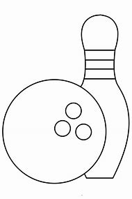 best 25 ideas about bowling pin template find what you ll love