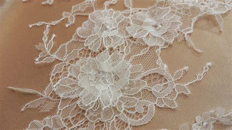 lace applique beautiful bridal lace appliques designs fashionate trends