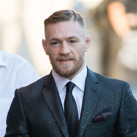 Conor McGregor Haircut   Men's Haircuts   Hairstyles 2017