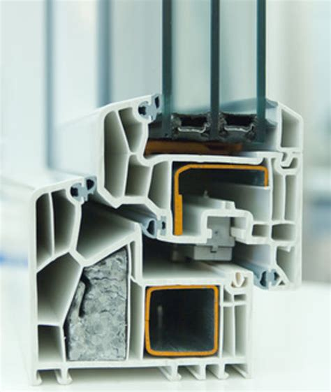 Fensterrahmen Komplexer Aufbau, Optimaler Wärmeschutz