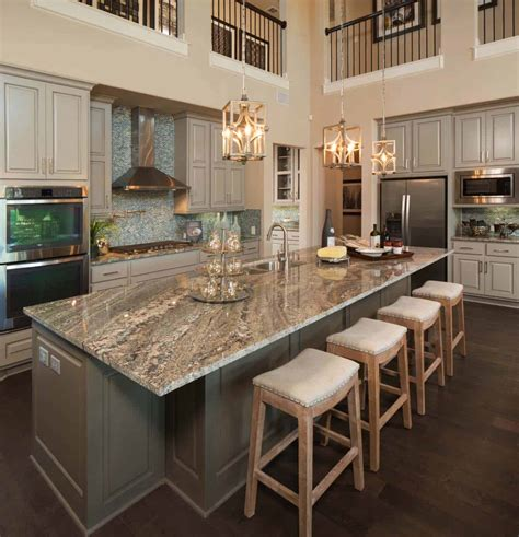 kitchen island decorating 30 brilliant kitchen island ideas that make a statement