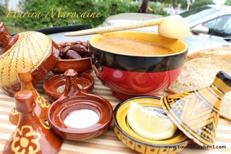 recette de cuisine marocaine ramadan harira soupe marocaine du ramadan