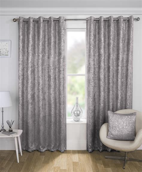 halo eyelet curtains grey curtains  home
