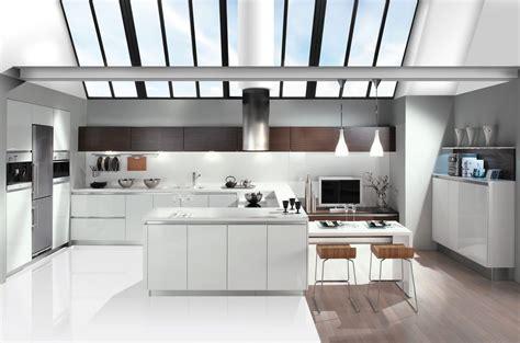 muebles de cocina sin tiradores imagenes  fotos