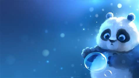 Download Blue Panda Wallpaper Gallery