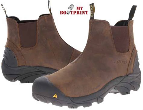 leather work shoes the best pull on work boots slip on work boots 2018