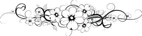 vorlagen schwarz weiß blumen schwarz weiss