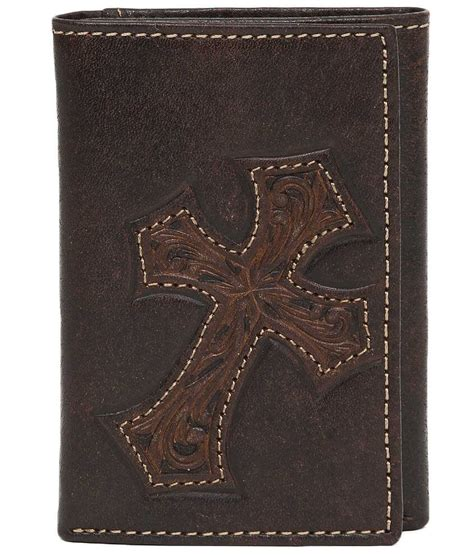 Before applying for a comenity buckle cc i hope you understand that you will be paying much more in interest rates than a more traditional credit card. Nocona Cross Leather Wallet - Men's   Leather wallet mens, Mens accessories vintage, Wallet men