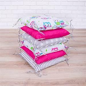 Baby Bettset Mädchen : amilian baby bettw sche design eule wei gr e 100 135 ~ Watch28wear.com Haus und Dekorationen