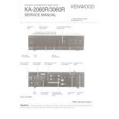 Visonik Wiring Diagram by Ka 2060r Kenwood Service Manual Highqualitymanuals