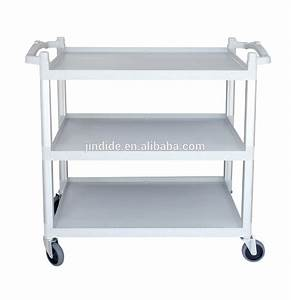 Kitchen Plastic Serving Cart Trolley Without Panels Buy