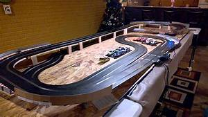 Scalextric Ford Gt40 On New Track  1  32 Slot Car