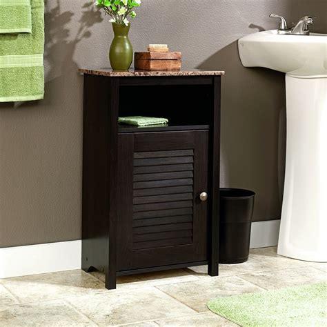 awesome bathroom floor cabinet  doors review