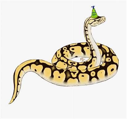 Snake Birthday Clipart Cartoon Netclipart Cards Cliparts