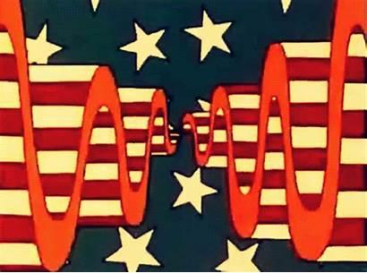 Flag Usa America Gifs American 4th July