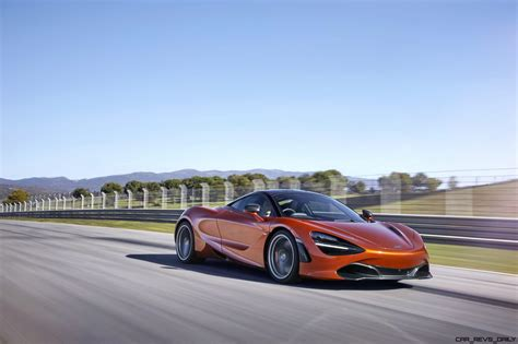 2017 Mclaren 720s Reveals Active Aero And Hyperflowing
