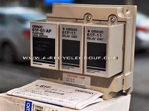 Floatless Level Switch  U0e23 U0e38 U0e48 U0e19 61f-g1-ap   Relay Unit 61f-11  Omron