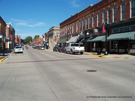 Platteville, Wisconsin