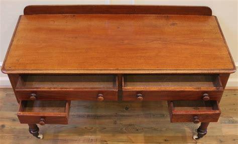 antique mahogany desk sofa table