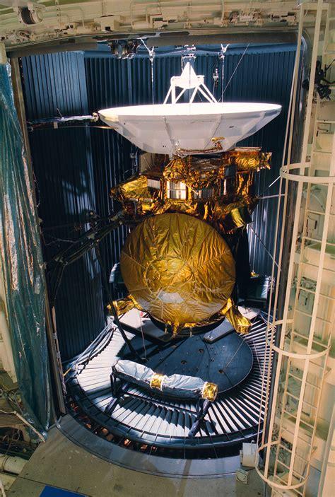 Cassini in the Space Simulator | NASA Solar System Exploration