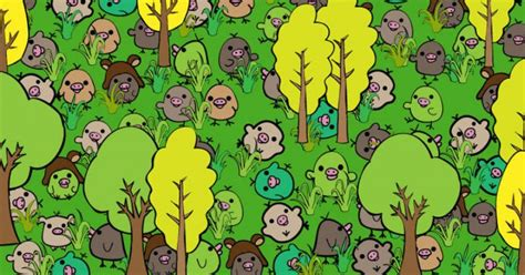 By using this site you agree to the following terms and conditions. How Fast Can You Find The Little Pig Hidden In This Forest?