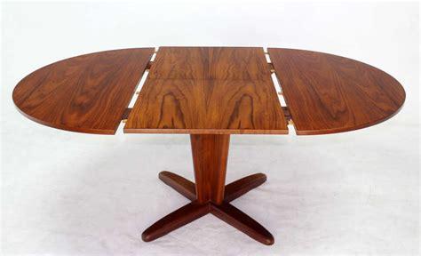 danish mid century modern  dining table